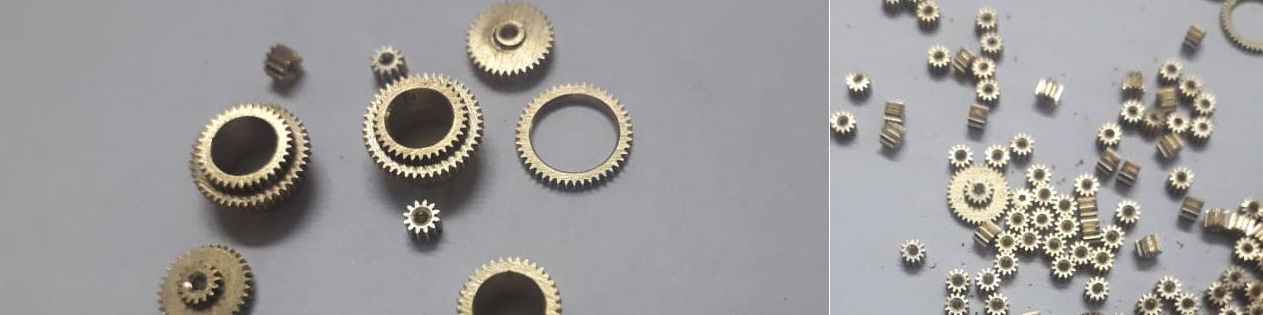 Precision Pinions Manufacturers | Power Tool Gear | Armature Shaft